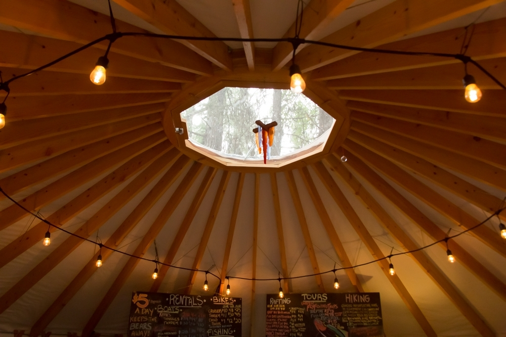 Yurt Life