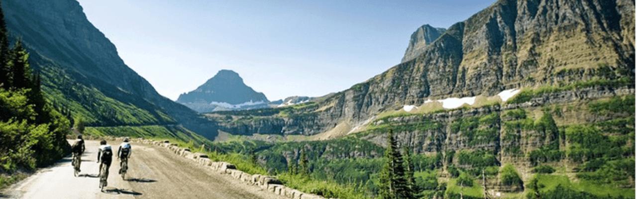 going to the sun road, rental,bike,glacier national park, ride, rental, road bike, hybrid, tour