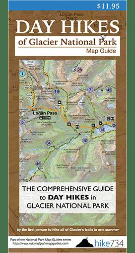 Hike 734 map